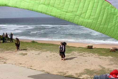 Axis Paragliding Team